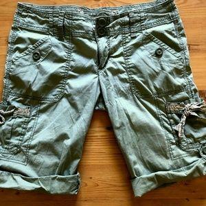 Hollister Cargo Shorts Medium
